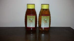 Honey two Bottle